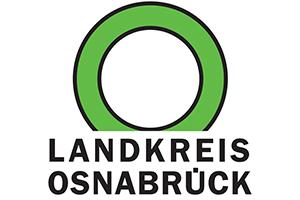 Akademie Klinikum Kooperationspartner Logo Landkreis Onsabrück